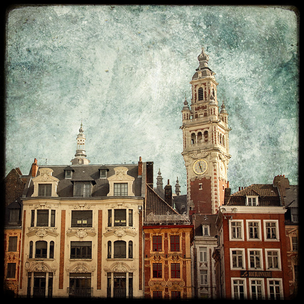 Lille - Vue de la Grand' Place