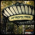 PARIS - Le Métropolitain (Abbesses)